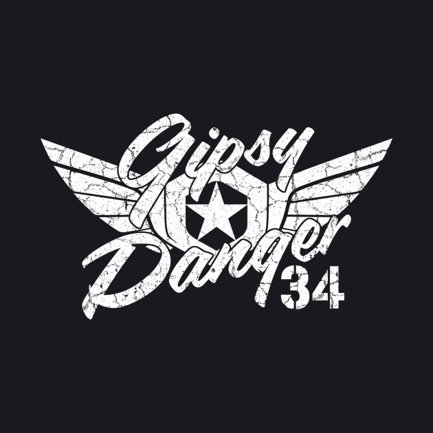 Gipsy Danger Faded
