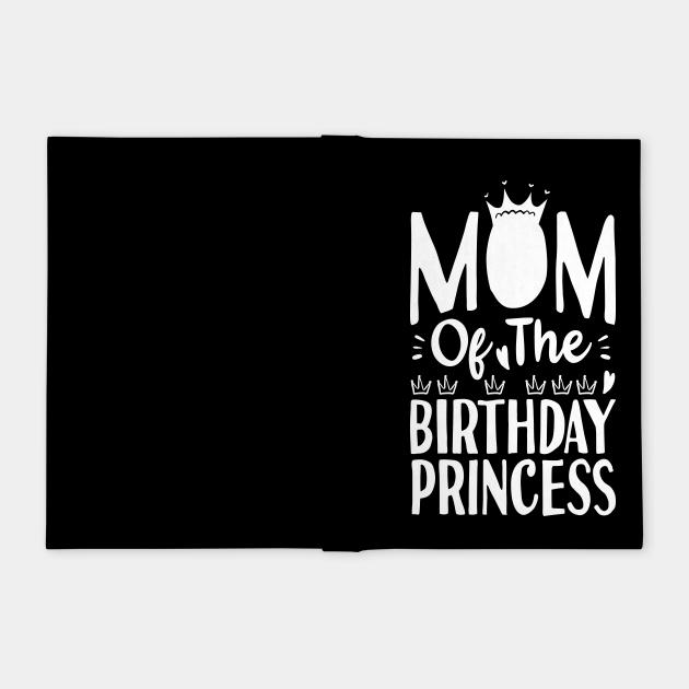 Mom of the birthday princesses