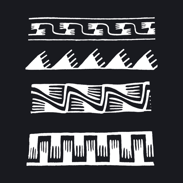 Findigo native pattern - manos -