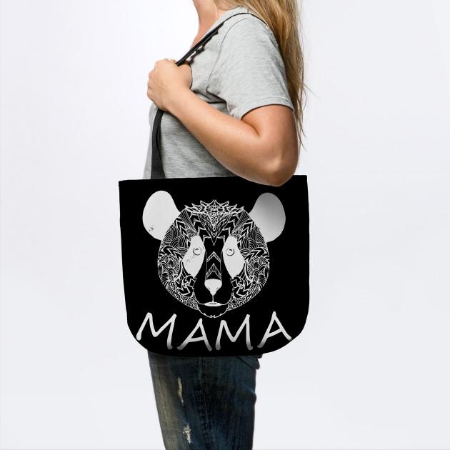 Mama Bear Iron On Vinyl Transfer T Shirt
