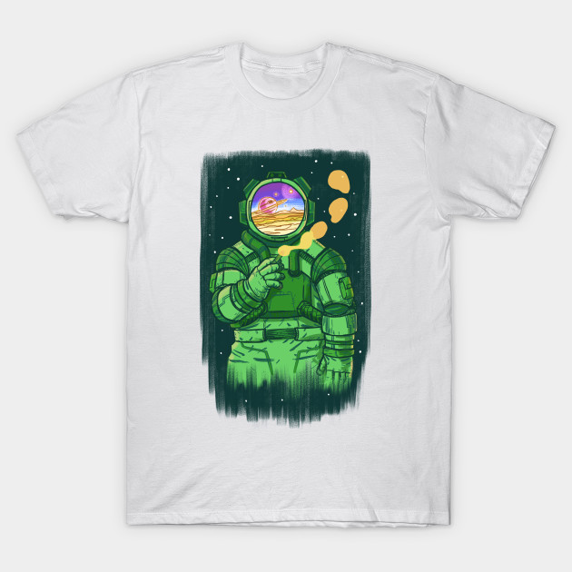 Spaceman Green