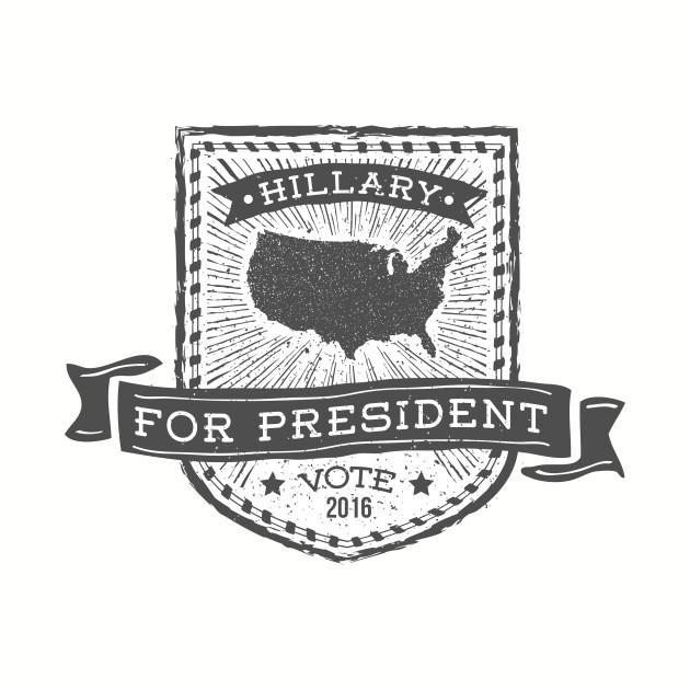 Vote Hillary for President 2016
