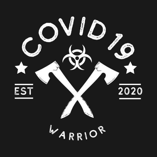 COVID 19 Warrior