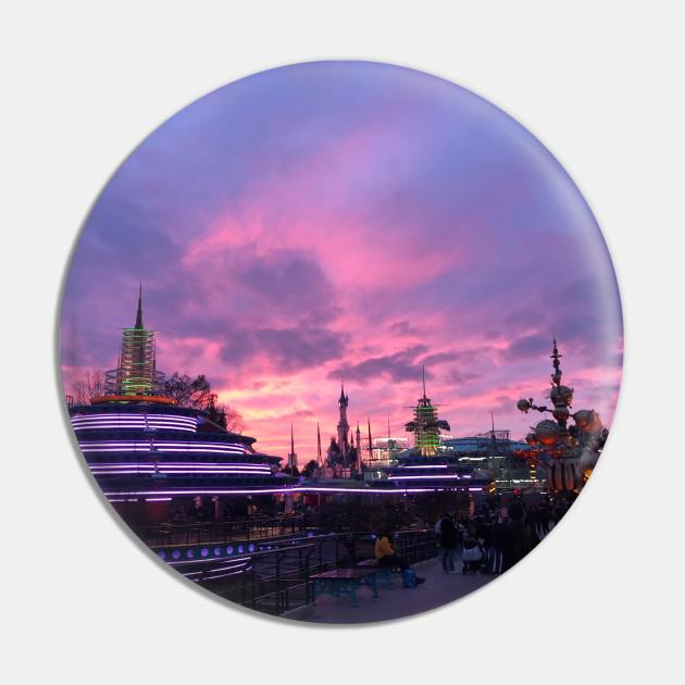 Paris Castle Pink