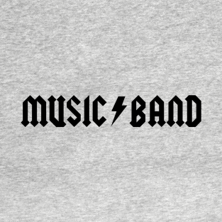 Music Band (Steve Buscemi) t-shirts