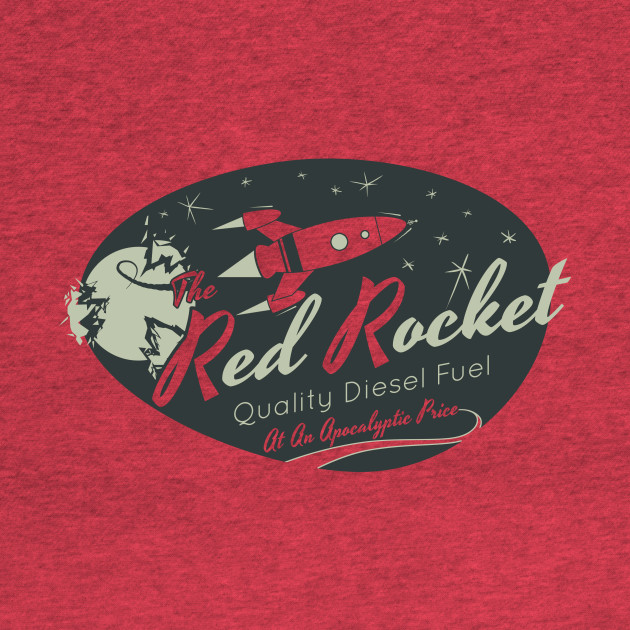 Red Rocket Diesel Fuel