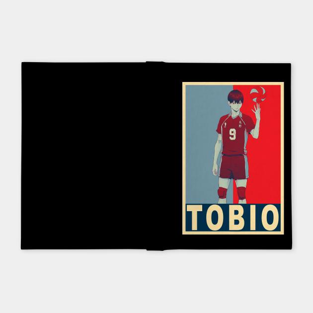 Tobio Kageyama Poster