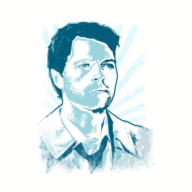 Castiel - Portrait