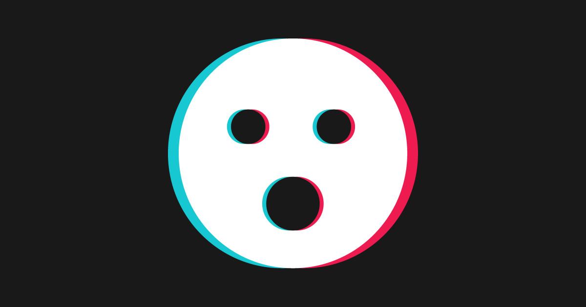 """tiktok shy emoji"" Sticker by grandromantics | Redbubble  |Tiktok Emoji Iphone"