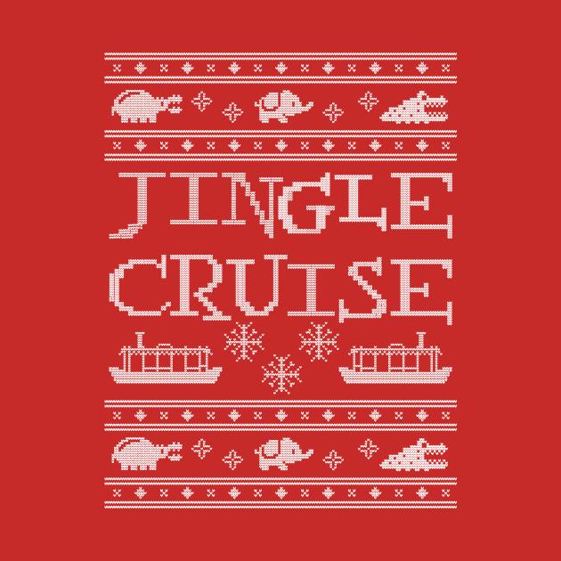 Jingle Cruise Ugly Sweater