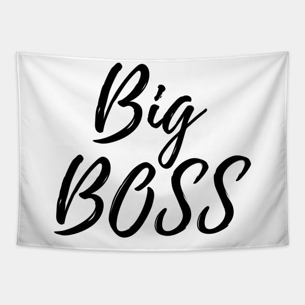 Big Boss Gift For Boss Day or Mama Boss