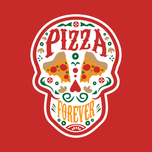 Pizza Forever t-shirts