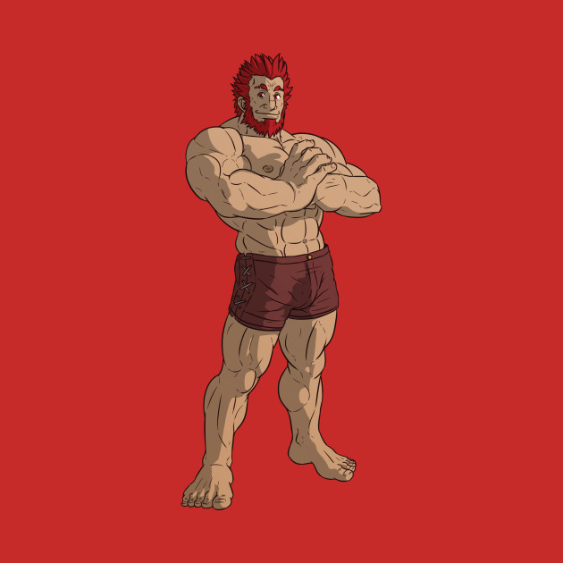 bear bara Muscle