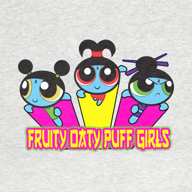 Fruity Oaty Puff Girls