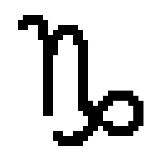 Capricorn pixel