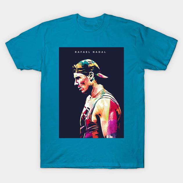 Rafael Nadal Rafael Nadal T Shirt Teepublic