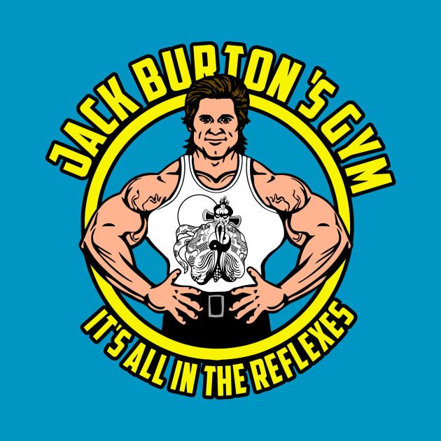Jack Burton's gym