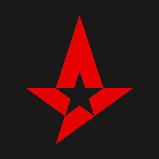 Astralis Logo Csgo T Shirt Teepublic