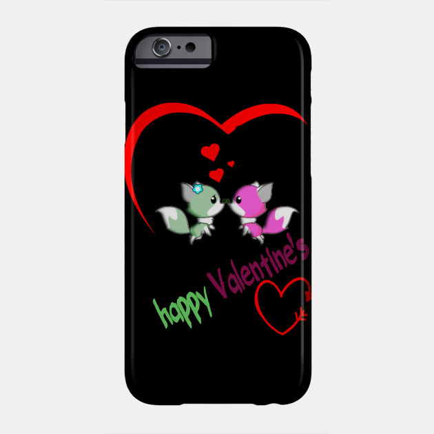 Happy valentine's Phone Case