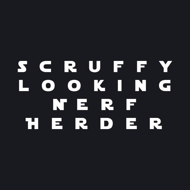 Who's Scruffy Lookin'?