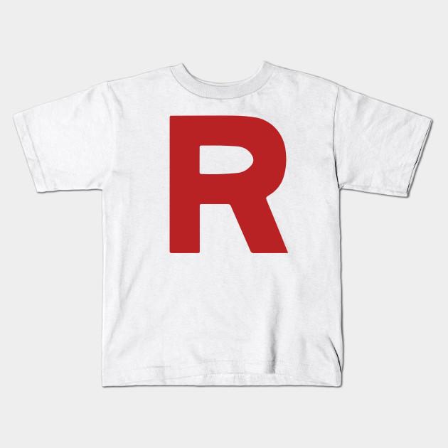 ab70d5d4 Team Rocket - Team Rocket - Kids T-Shirt   TeePublic