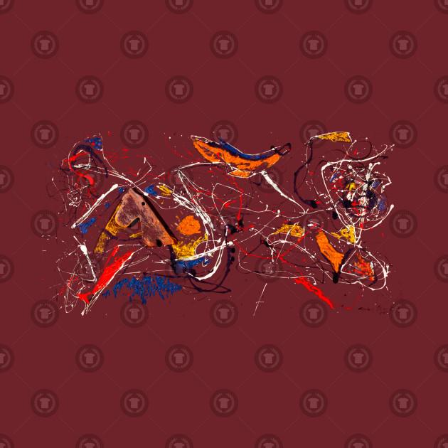 Pollock The Wooden Horse