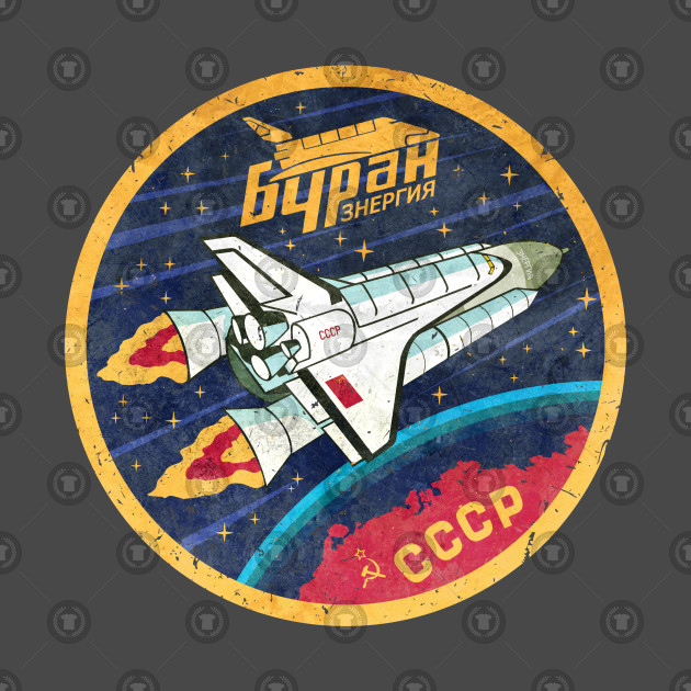 CCCP Buran Space Travel