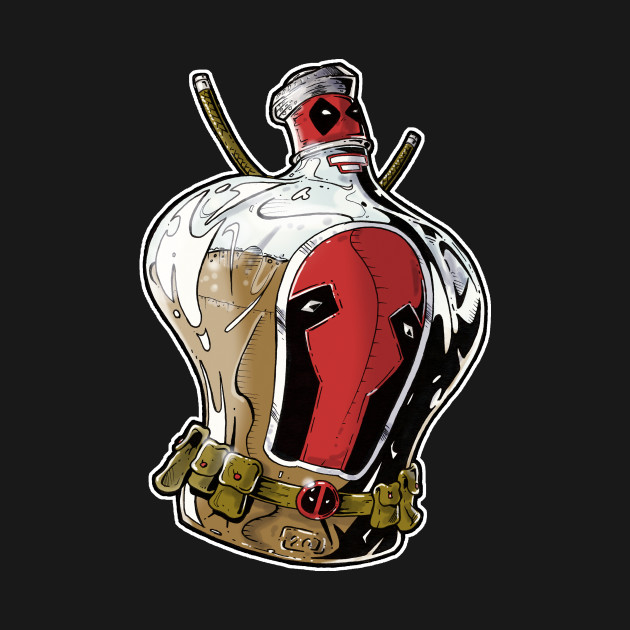 Mouthy Canadian Whisky - Inspired by Deadpool and Crown Royal