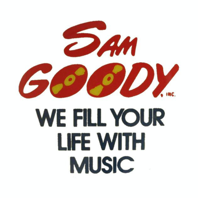 Sam Goody - Original Logo