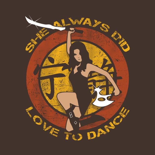 She Always Did Love To Dance
