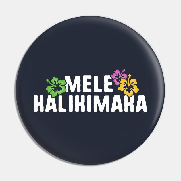 Mele Kalikimaka Christmas T-Shirt Hawaiian Xmas Merry