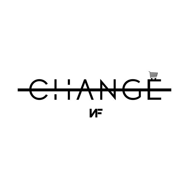 Change (Black Logo)