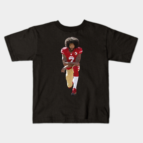 buy popular 98305 a31d2 Colin Kaepernick Kids T-Shirts | TeePublic
