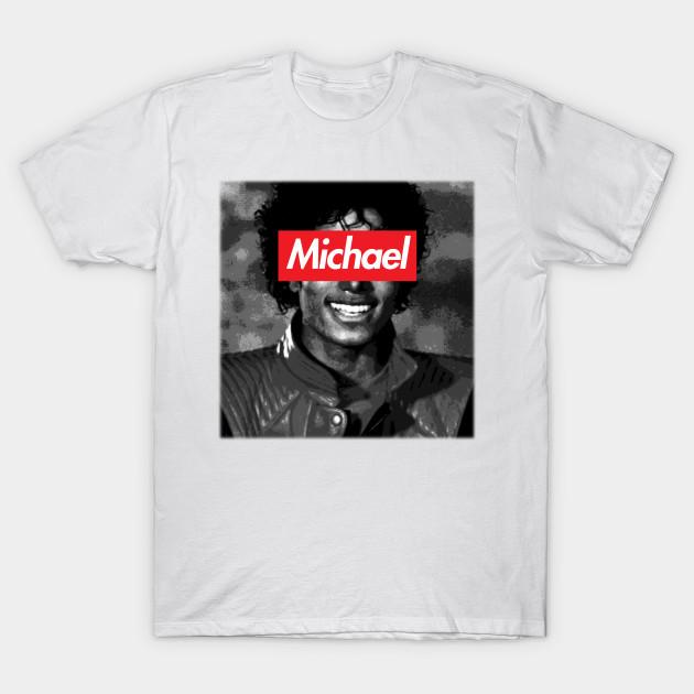 d5aceb2522d6 Michael Jackson Supreme 2 - Supreme - T-Shirt | TeePublic