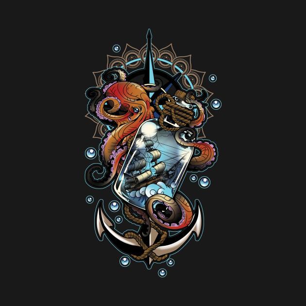 Someday I'll Be A Kraken