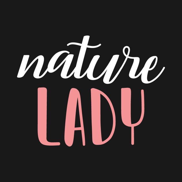 nature lady - nature girl