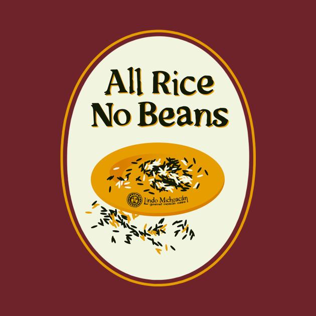 All Rice No Beans Logo
