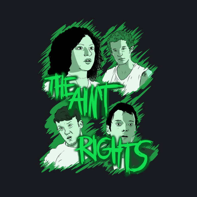 Green Room - The Ain't Rights