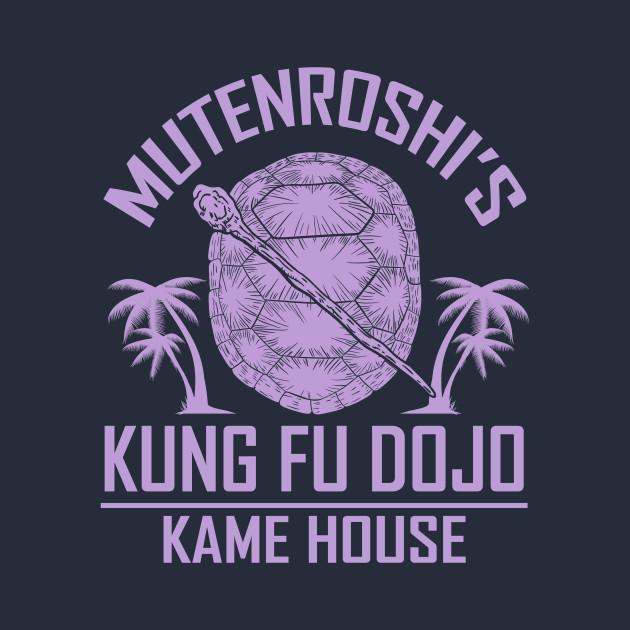 Mutenroshi's Kung Fu Dojo T-Shirt