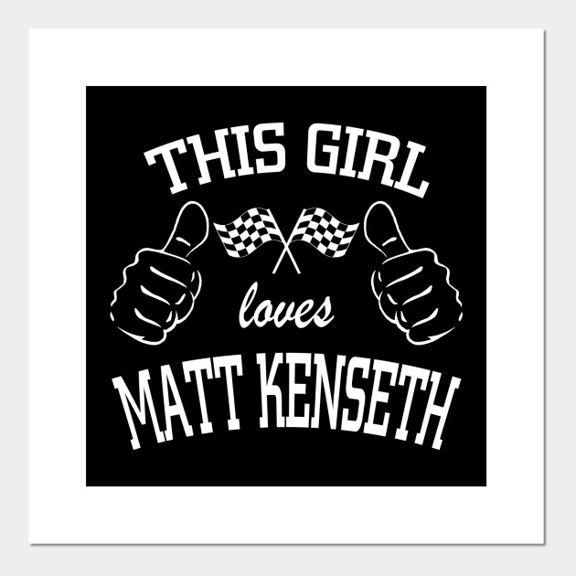 This Girl Loves Matt Kenseth