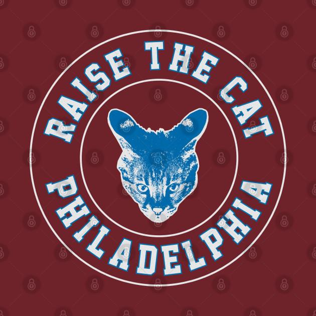 Raise the Cat Logo 2: For Morris Animal Refuge