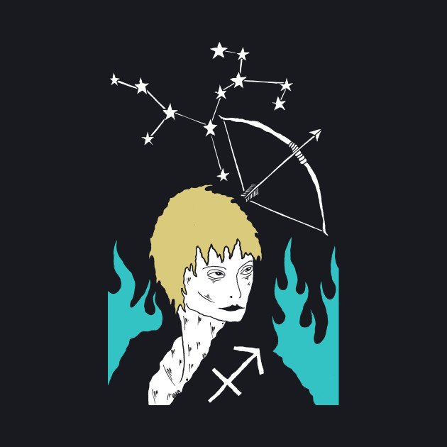 Sagittarius by Allie Hartley