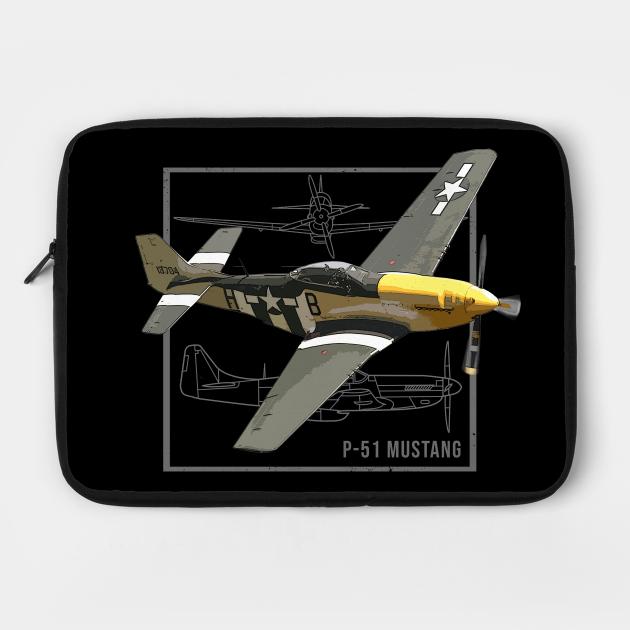 P-51 Mustang   WW2 Fighter Plane