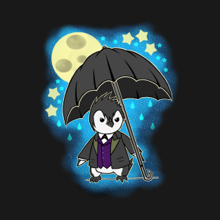 The Penguin t-shirts