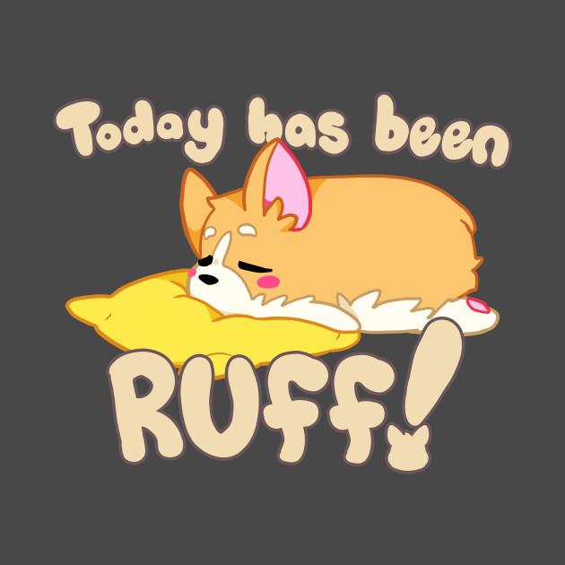 Corgi Ruff Shirt