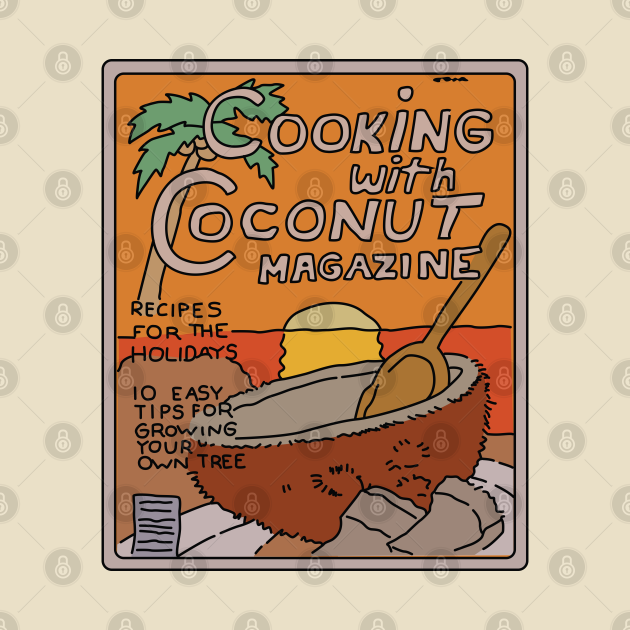 Cooking with Coconut Magazine