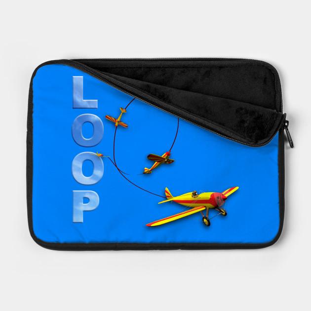Aerobatic Flying Loop
