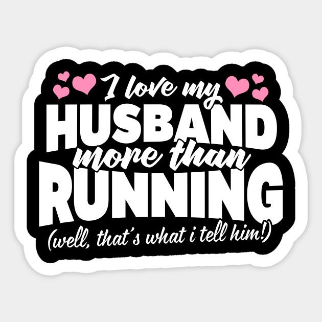 Christmas Gift for Runners - Running - Sticker | TeePublic