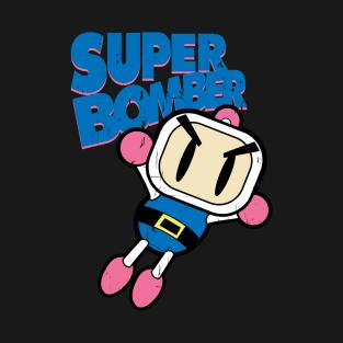 Super Bomber t-shirts