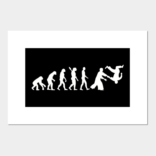 Aikido evolution